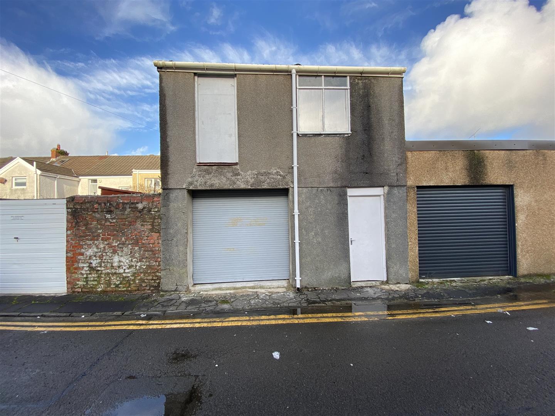 Garage To The Rear Of, Rodney Street, Swansea, SA1 3UB